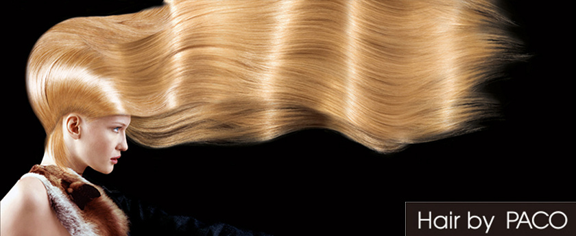 Hairdresser Cologne - hair salon Cologne - hair extension Cologne - star hairdresser Cologne | Hair by PACO